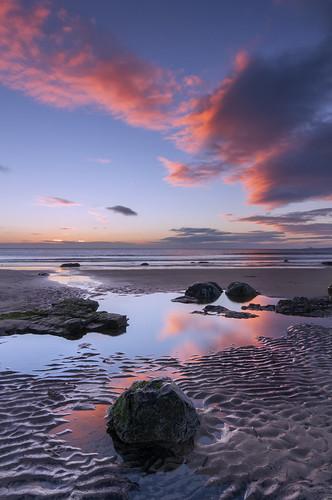 Hauxley sunrise