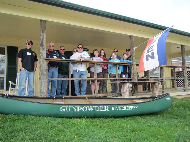 Gunpowder RIverkeeper Service Day