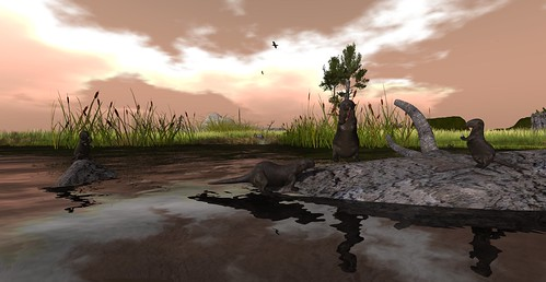 Gulf of Lune (Calas Galadhon) by Zipiღbusy