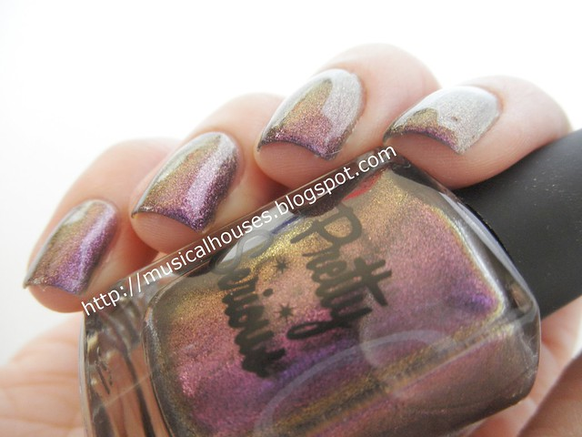 Pretty Serious Cosmetics Atomic Brain 1