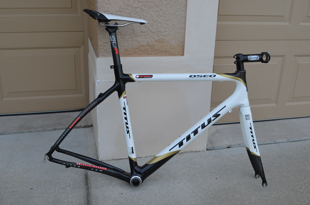 titus oseo road bike tampa bike trader