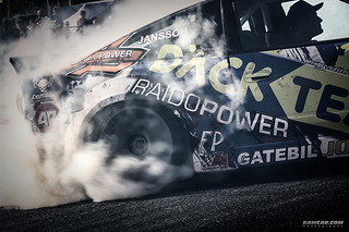 Däck Team Burnout