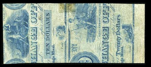 NOLA $3 Back 5-6-1862