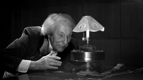 Jean-Rochefort anime le clip Jack et la Mécanique du coeur