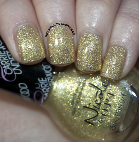Nicole by Opi Carrie'd Away