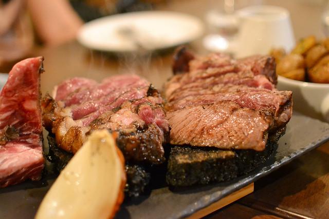 Fiorentina Steak, Oca Grassa