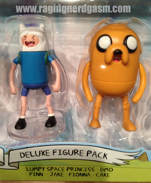 Jazwares - Adventure Time Deluxe Figure Pack - Lumpy Space ...