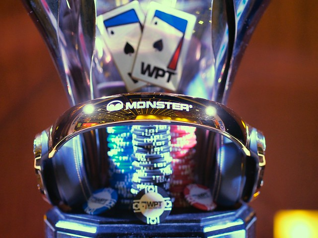 WPT Champions Cup and Monster 24K Headphones 4