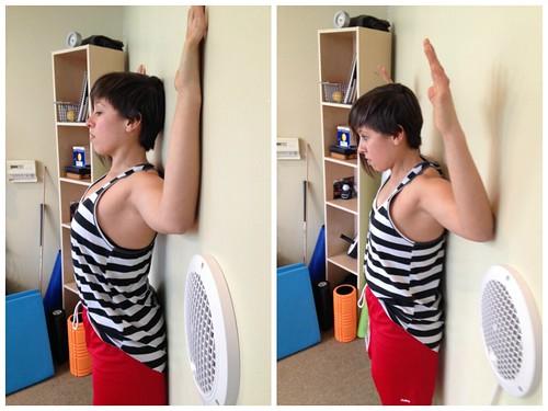 Climber Posture