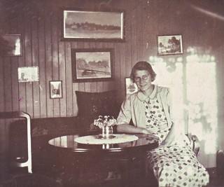 Anny Magdalena Nilsen (ca. 1946)