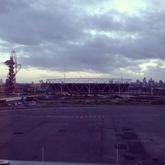 Sochi! Just kidding, it's London. Olympics are so 2012.