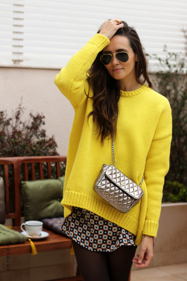 fashion trend yellow le carre 7