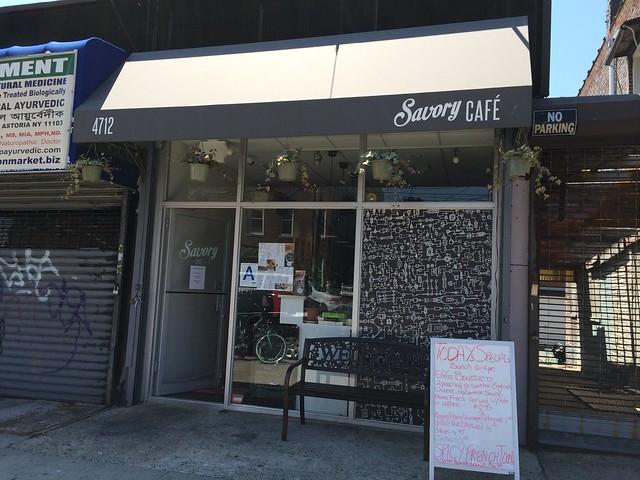 土, 2014-05-03 12:23 - Savory Café