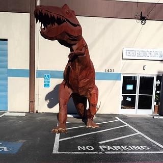NO PARKING.   Santa Clara California