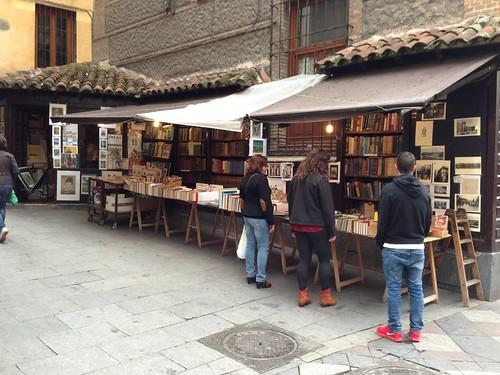Resultado de imagen de libreria de viejo pasaje de san gines madrid