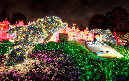 It's a Small World Turns 50