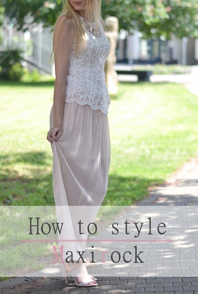Outfit How to style - Maxirock Banner