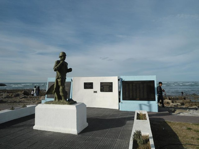 Monumento a Malvinas