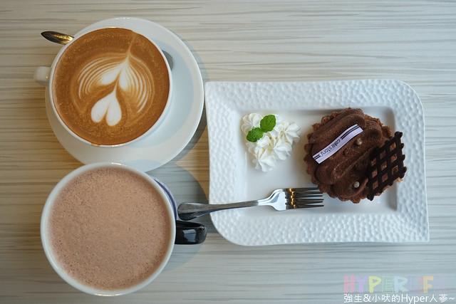 2014.04 Cafe Lounge潮港城咖啡品牌