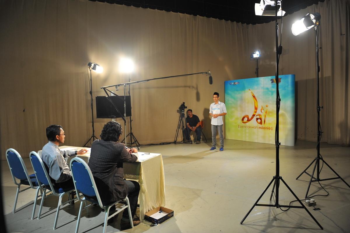 Uji Bakat Program Da'i musim kedua (2)