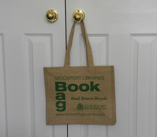 Stockport Libraries Book Bag