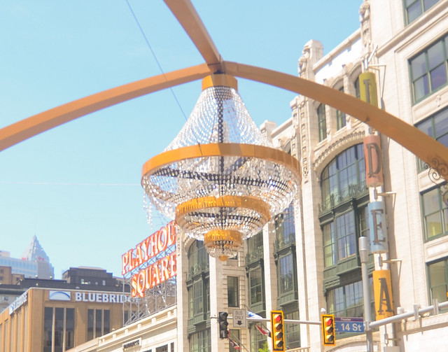 Cleveland Playhouse Square by CC user edrost88 on Flickr