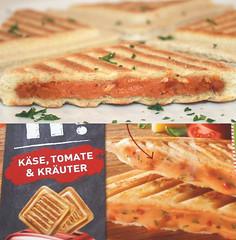 11 - Hochland Toast it! - Vergleich Käse, Tomate & Kräuter
