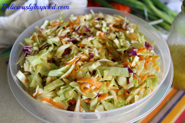 Cole Slaw - finished