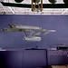 Starboard Rear blue screen of first season Production Enterprise by birdofthegalaxy