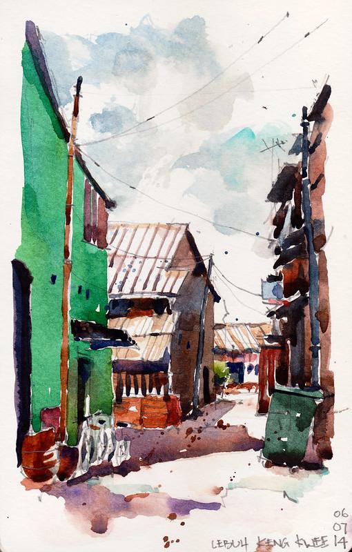 Lebuh Keng Kwee, Penang