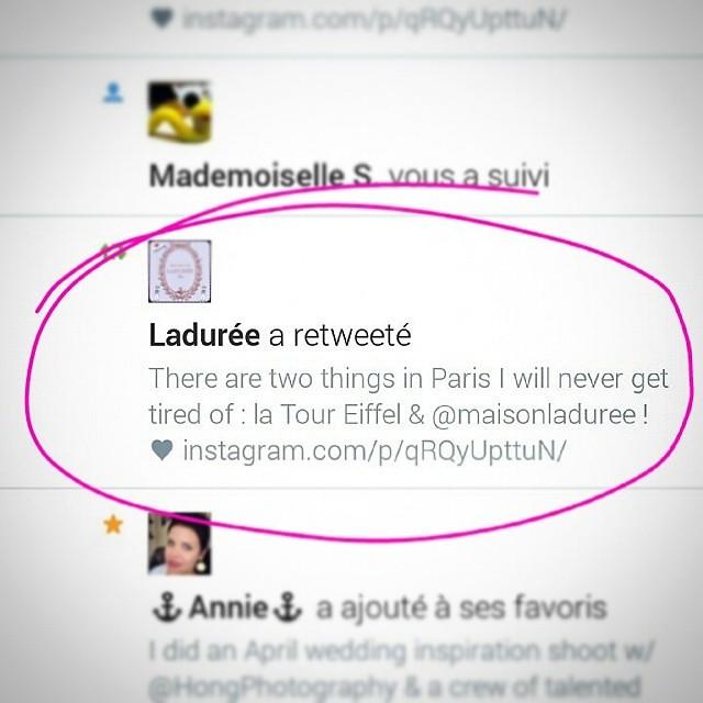 @maisonladuree This makes me so happy!!!  ♥ ♥ ♥