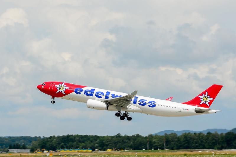 Edelweiss Air A330