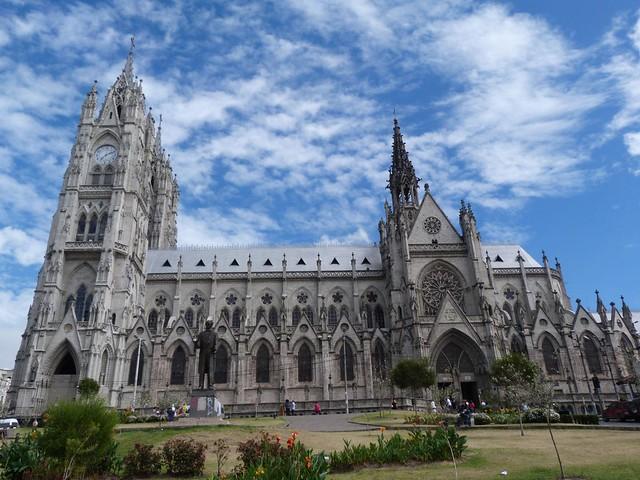 Basílica del Voto Nacional (Quito, Ecuador)