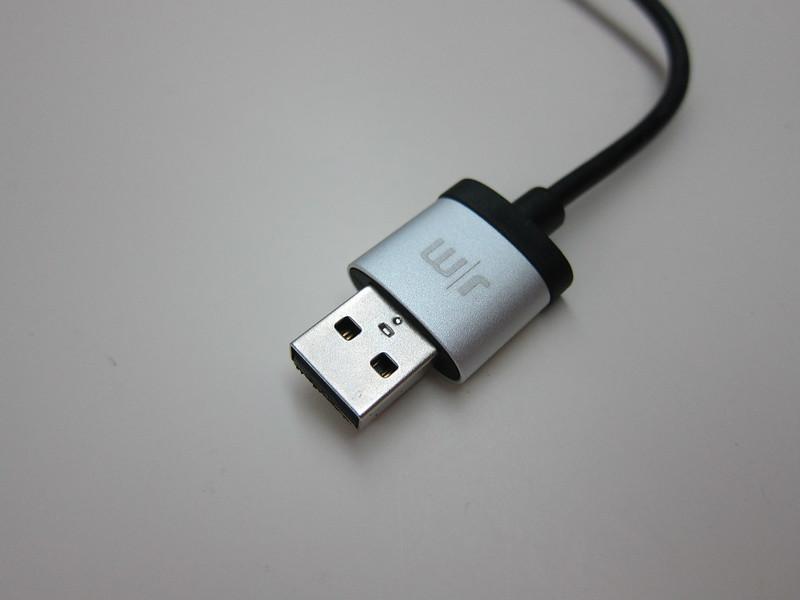 Just Mobile AluCable Mini - USB Head