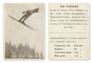 Ole Kolterud (1903 - 1974)