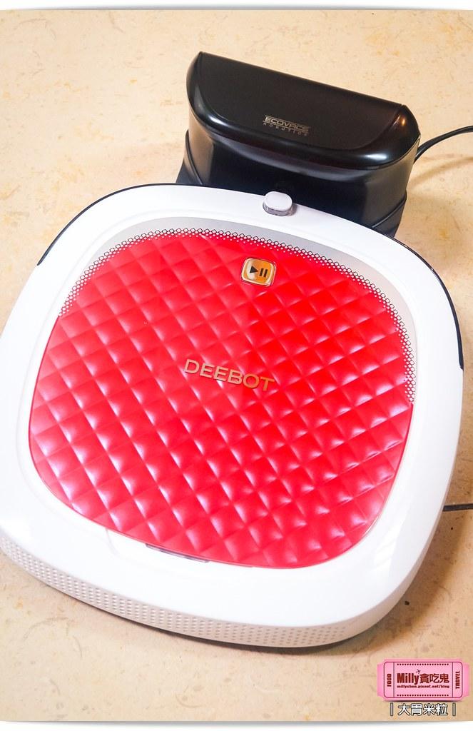 Ecovacs智慧吸塵機器人D350018