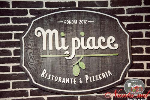"""Гармония, элегантность, изысканность — это те слова, которые определяют особый стиль ресторана """"Mi Piace"""". > Фото из галереи `Главная`"""
