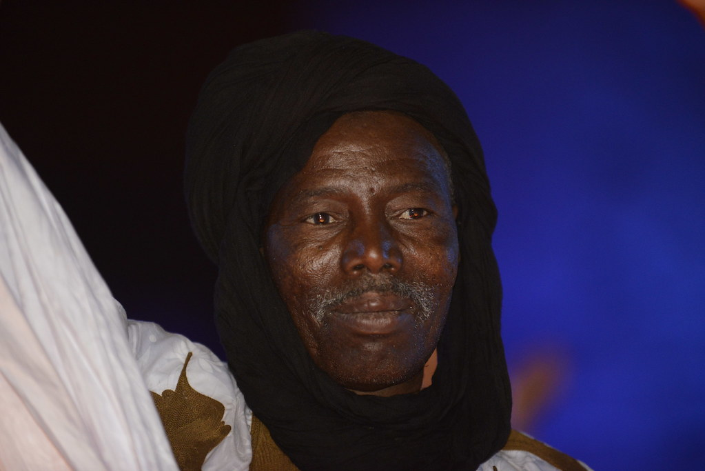 MARRAKESH, MAROC - JUNE 23, 2012 - Festival of african culture