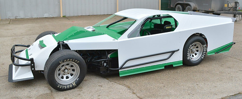 Chassis Modified   Howe Racing Enterprises