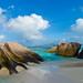 Paradise - Anse Source d' Argent, La Digue, Seychelles by Rita Eberle-Wessner