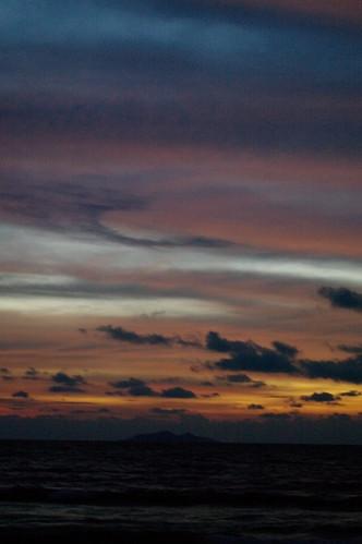 Sunset, Nasugbu, Batangas, Phlippines