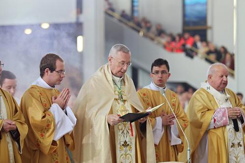 Jubileuszowy Akt Przyjęcia Jezusa Chrystusa za Króla i Pana, Kraków-Łagiewniki, 19 XI 2016