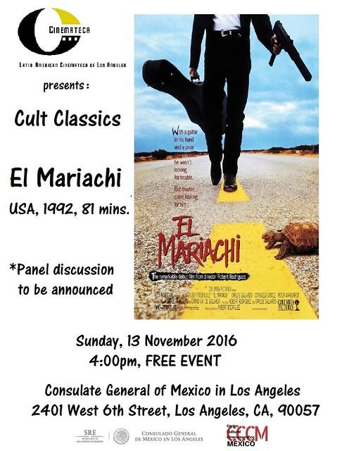 Cult Classics: El Mariachi