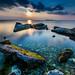 Sunset in Kavouri I by konstantinosRakantas