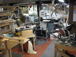 """""""Bill Rigstad's Shop"""" August, 2015 Newsletter"""