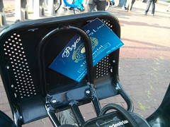 Discounted psychic readings exclusively for bikeshare customers