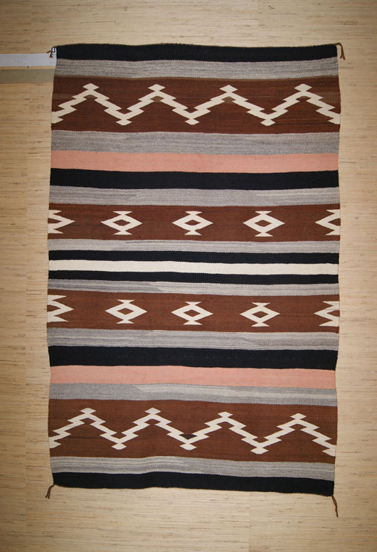 538-Crystal-Trading-Post-Crystal-Revival-Serape-Navajo-Blanket-001