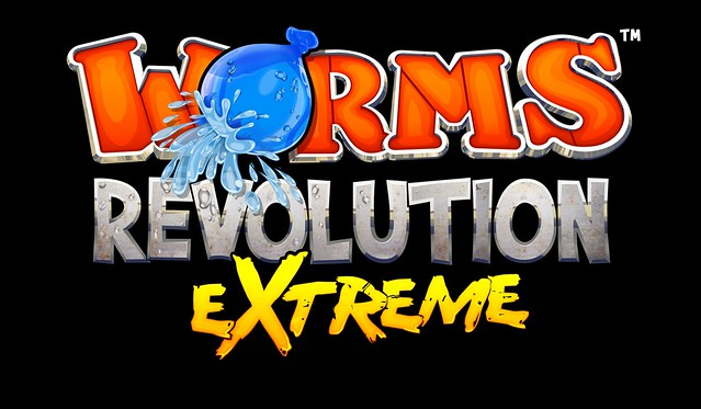 Worms Revolution Extreme for PS Vita - logo