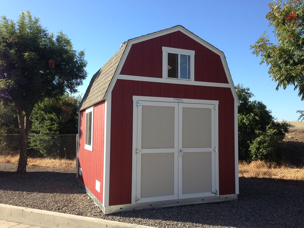 Tuff shed homes maximum value outdoor structure projects for Tuff sheds