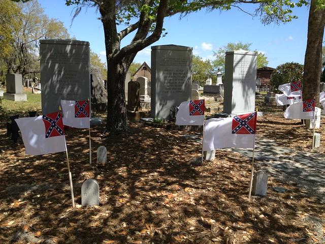 Hunley Crews, Magnolia Cemetery, Charleston SC